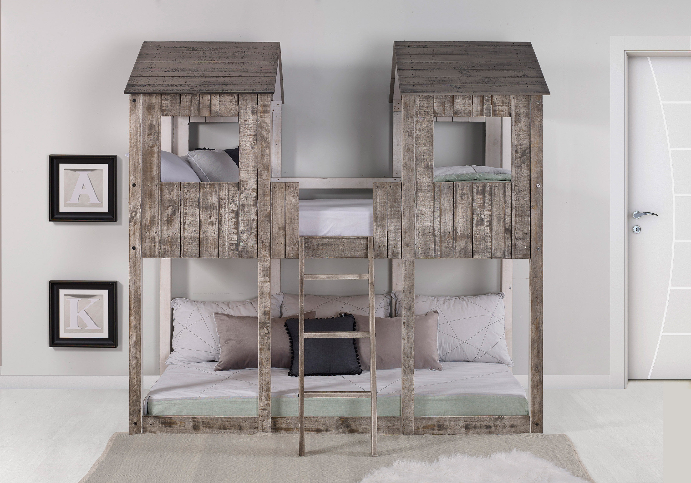 41+ Twin Bunk Bed Background