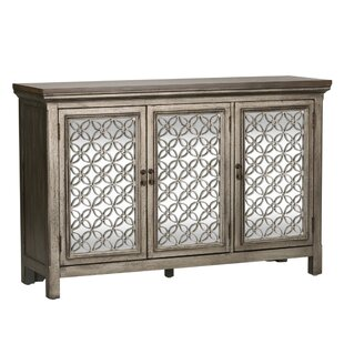 Continuum 3 Door Accent Cabinet