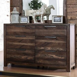 Natalie 6 Drawer Double Dresser by A&J Homes Studio
