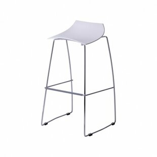 76.5cm Bar Stool By Symple Stuff