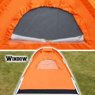 Sunrise Outdoor LTD Portable Backpacking 3 Person Tent for Family Camping Hiking Traveling