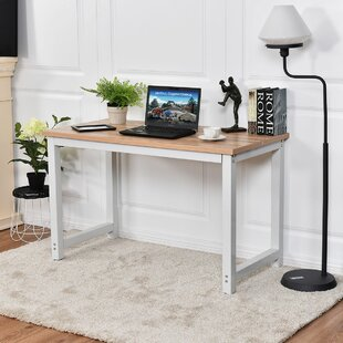 Bailee Computer Desk by Symple Stuff Great price