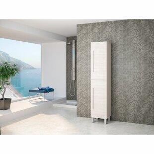 Rupert 35 X 190cm Free-Standing Cabinet By Belfry Bathroom