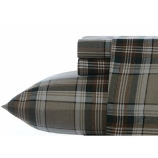 Edgewood Plaid 100% Cotton Sheet Set
