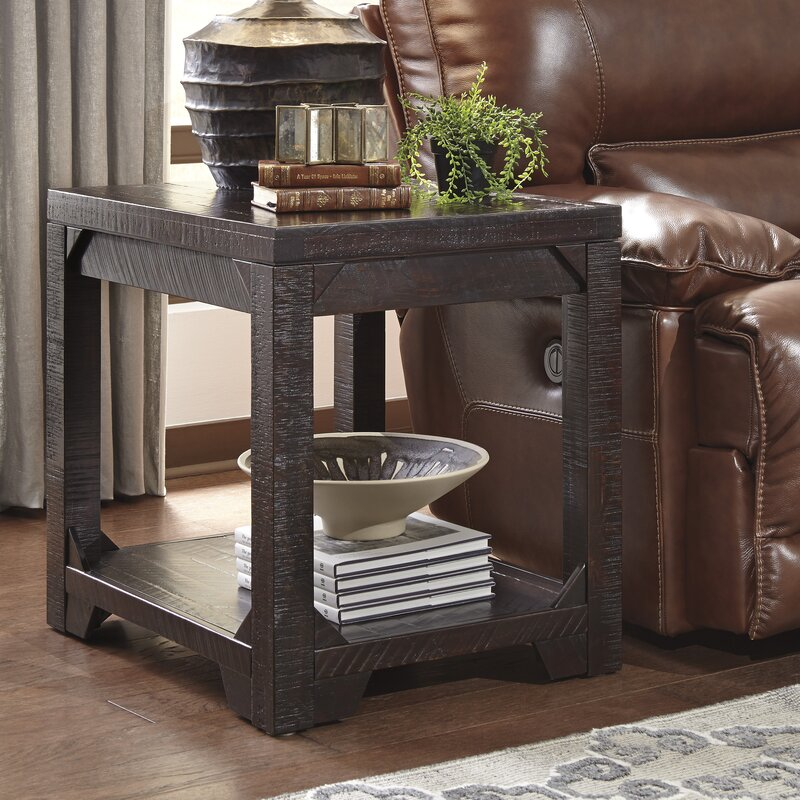 Industrial End & Side Tables You\'ll Love | Wayfair