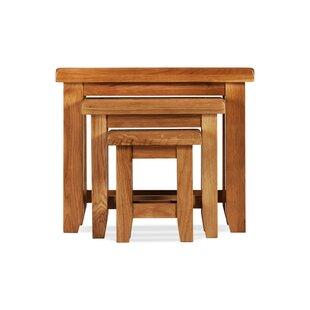 3 Piece Nest Of Tables By Brambly Cottage