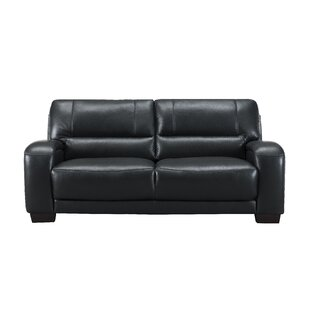 Hadsell Craft Leather Sofa