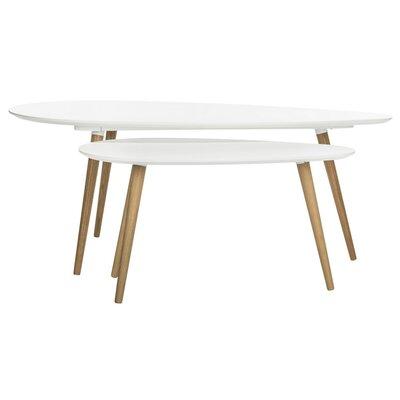 Merveilleux Condesa 2 Piece Coffee Table Set