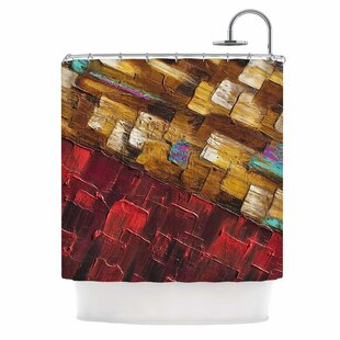 'Movement Beneath' Single Shower Curtain