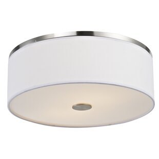 2-Light LED Flush Mount by..
