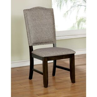 Twanna Upholstered Dining Chair (Set of 2)