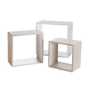3 Piece Bookcase By Symple Stuff