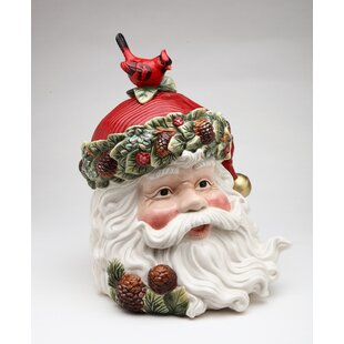 Evergreen Holiday Storage Jar By The Holiday Aisle