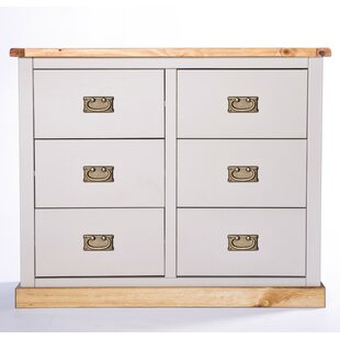 Erhard 6 Drawer Chest By Brambly Cottage