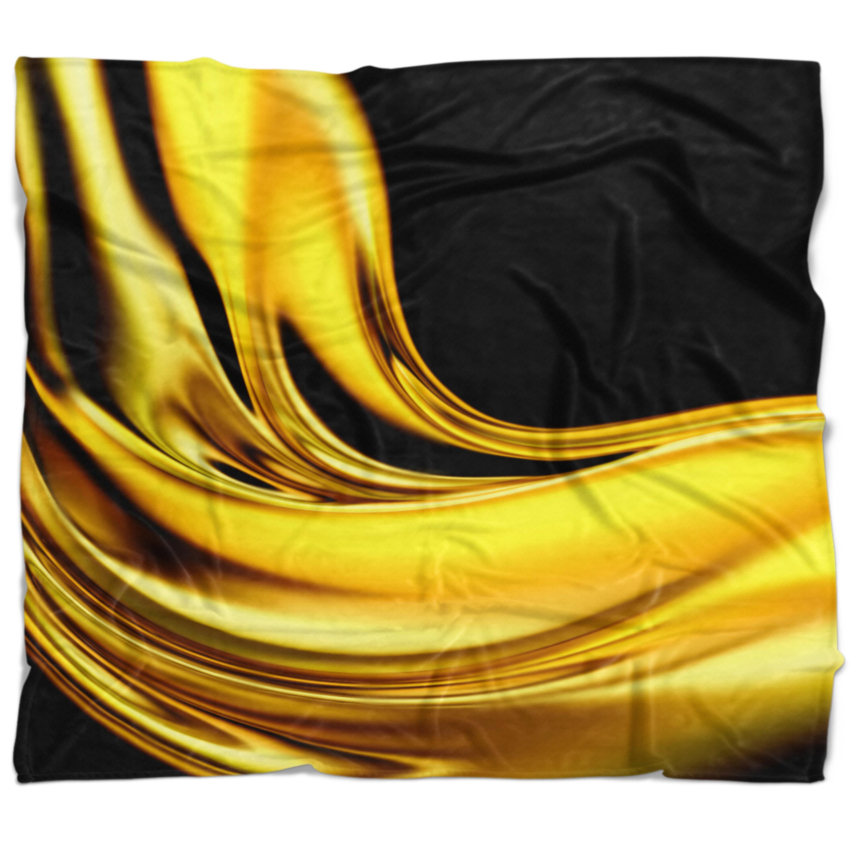 East Urban Home Abstract Texture Pattern Blanket Wayfair