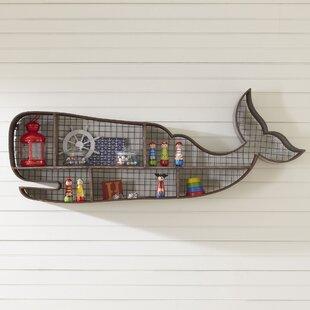Whale Wall Cubby by Birch Lane Kids?