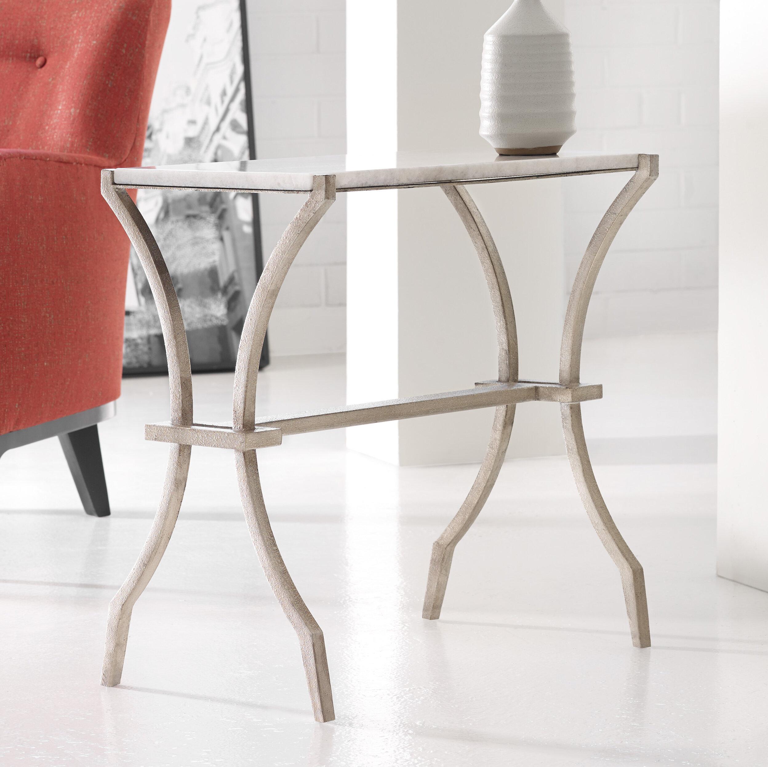 Hooker Furniture Melange Cara End Table Reviews Wayfair
