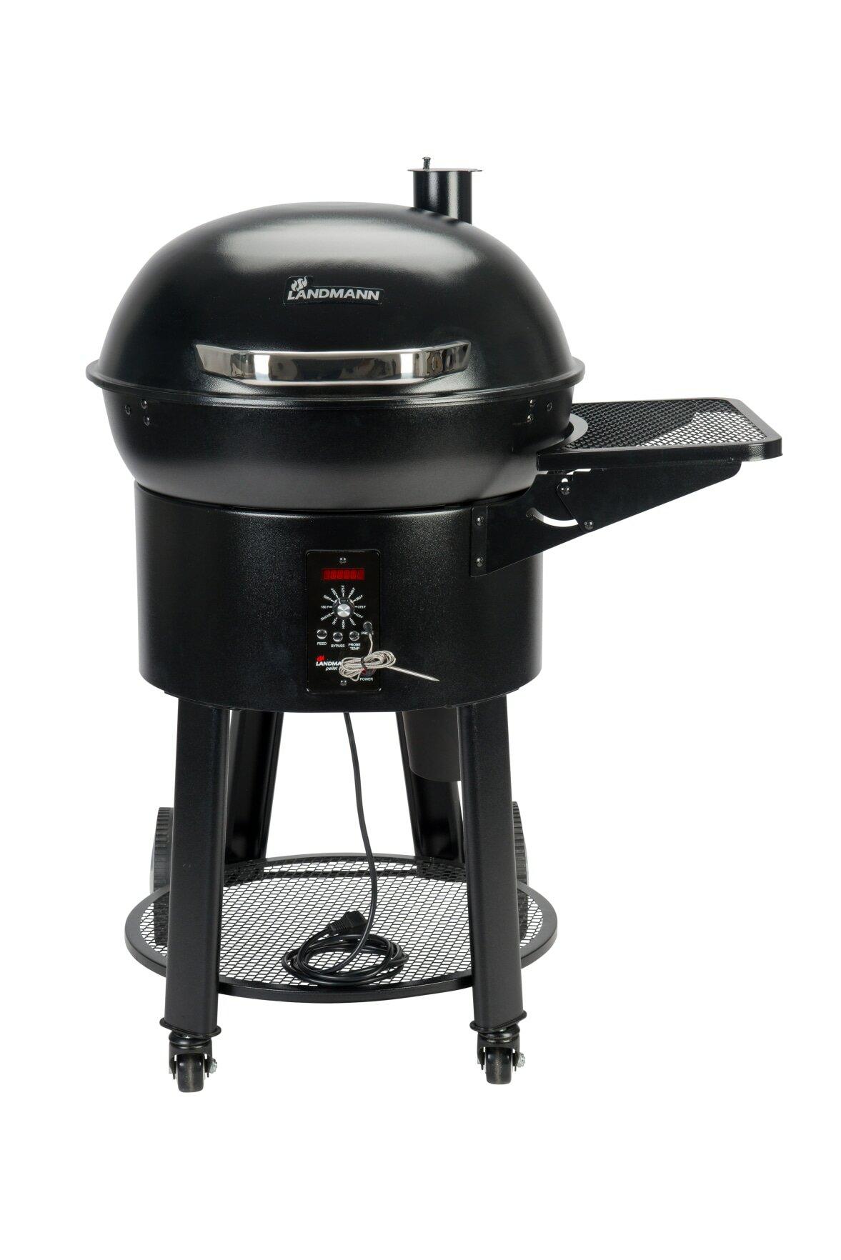 "landmann 33"" wood pellet grill | wayfair"