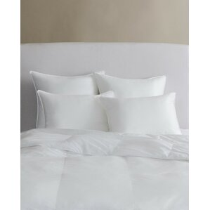 Arcadia Medium Down Alternative Pillow by SFERRA