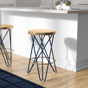 Affordable Buell 24 Bar Stool by Mercury Row Reviews (2019) & Buyer's Guide