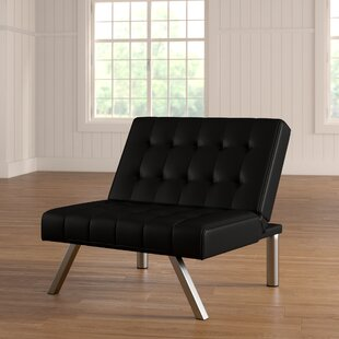 Best Littrell Convertible Chair By Wade Logan