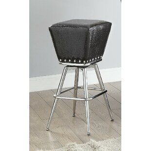 Gillan 29 Bar Stool Everly Quinn