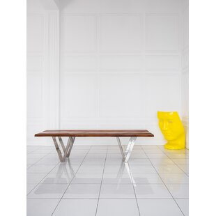 Corral Dining Table by Orren Ellis Comparison