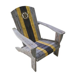 NHL Wood Adirondack Chair