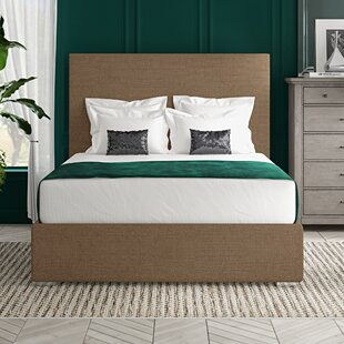 Affordable Handley Upholstered Panel Bed by Brayden Studio Reviews (2019) & Buyer's Guide