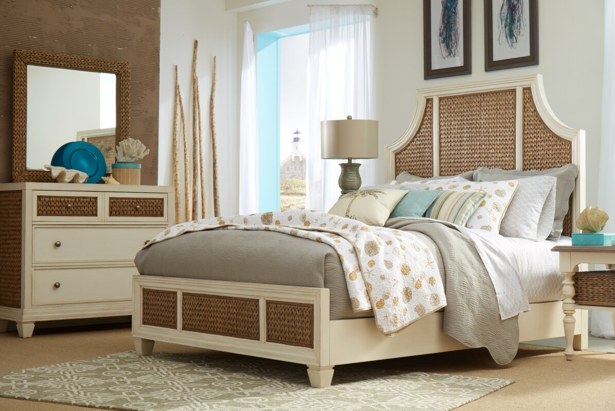 seagrass bedroom furniture bedroom category · panama jack bridge hampton  seagrass panel customizable - Seagrass Bedroom Furniture - Home Design