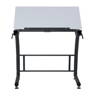 Triflex Standing Height Adjustable Drafting Table by Studio Designs Find