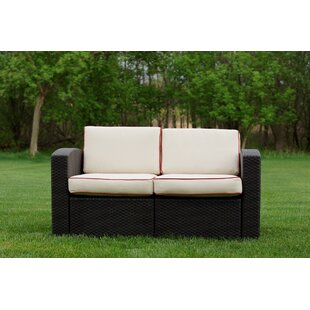 Loggins Loveseat with Cushions by Brayden Studio