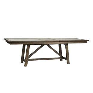 Loon Peak Veeder Trestle Dining Table