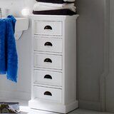 Amityville 5 Drawer Accent Chest by Beachcrest Home™