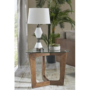 Corrigan Studio Eakes End Table