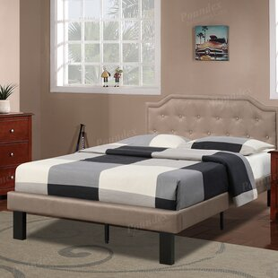 Alpharetta Twin Upholstered Platform Bed