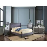 Ariana Queen Platform 5 Piece Bedroom Set by House of Hampton