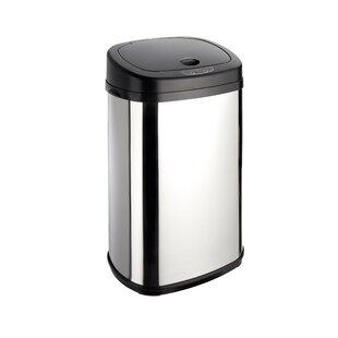 Kleinmöbel & Accessoires Mülleimer Metall Großer Design Papierkorb Abfall Papier Eimer Korb Büro Edel Papierkörbe & Mülleimer