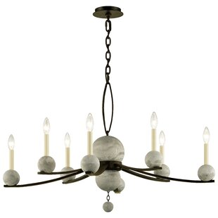 Loon Peak Ogletree 8-Light Chandelier