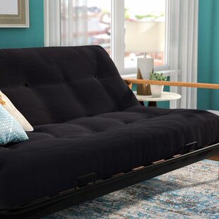 Vitality Cotton Futon Mattress by Alwyn Home