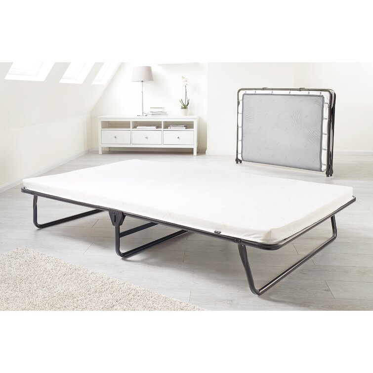 Twin Folding Bed with Mattress Included