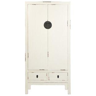 Sariah 2 Door Wardrobe By Williston Forge