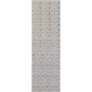 Barret Hand-Woven Gray Area Rug