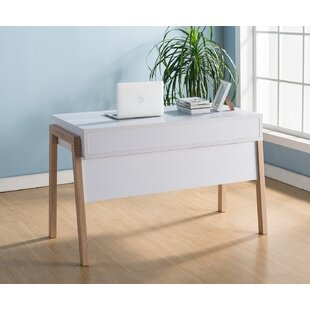 Broach Wooden Desk by George Oliver Top Reviews