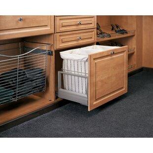 Rev-A-Shelf Wire Bin Hamper Soft Close