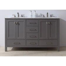 Modern Double Bathroom Vanities Allmodern