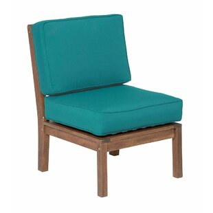 Plow & Hearth Claremont Patio Chair with ..
