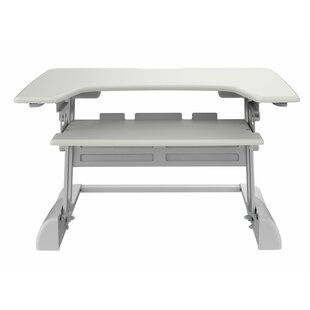Bettye Standing Desk Converter by Latitude Run Find
