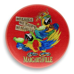 Margaritaville Melamine Salad Plate (Set Of 6) by Margaritaville Today Sale Only