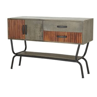 Kulick Industrial Accent Cabinet
